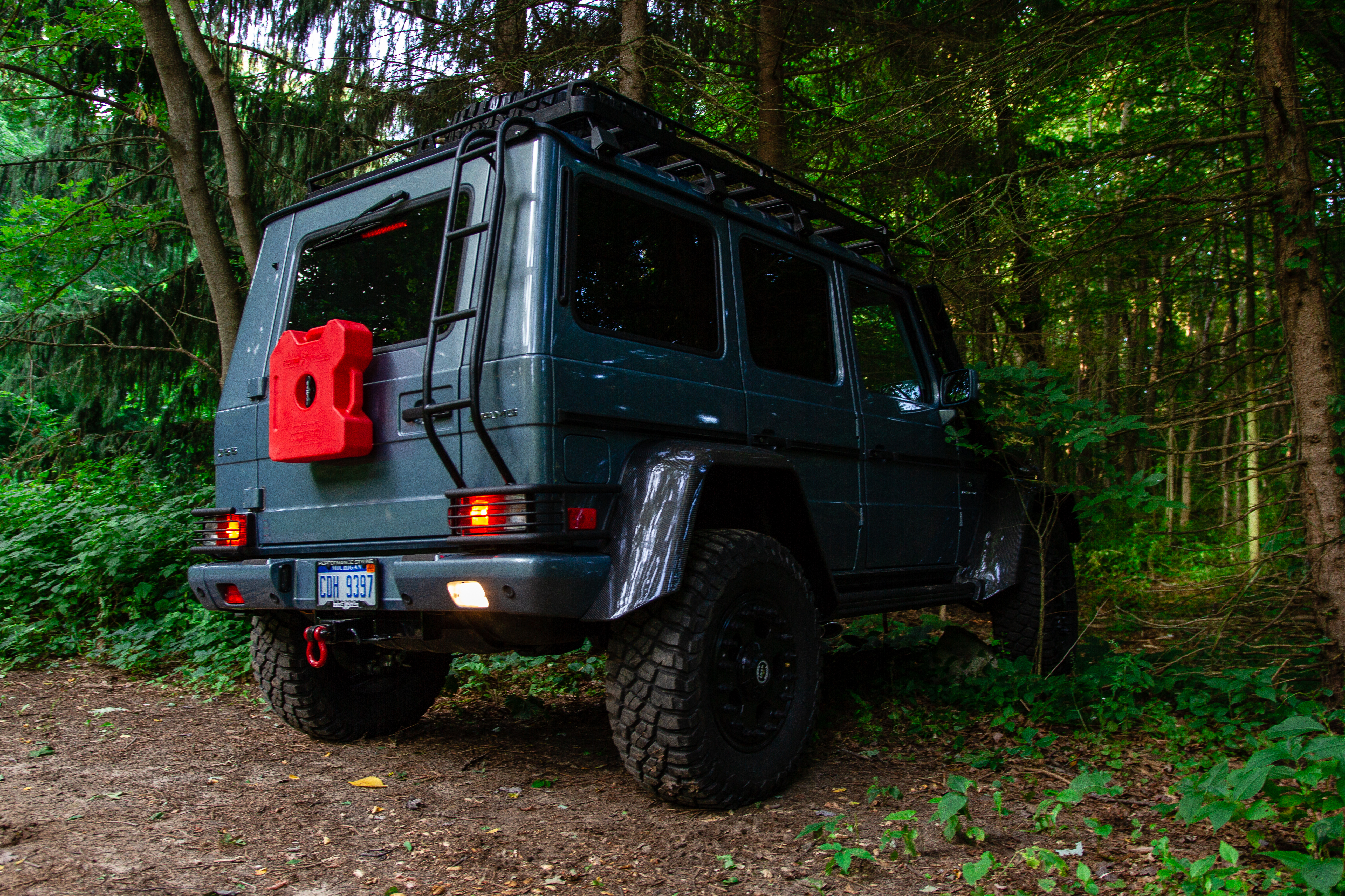 Just For Fun: Mercedes-Benz G55 AMG